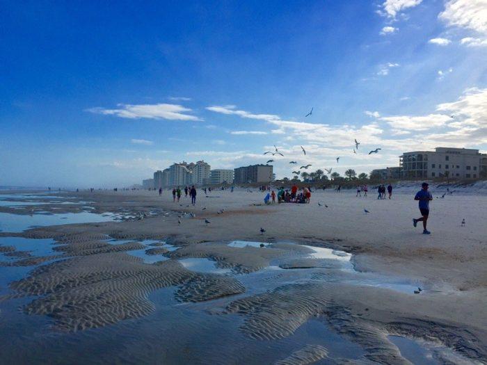 Jacksonville Florida To Beach