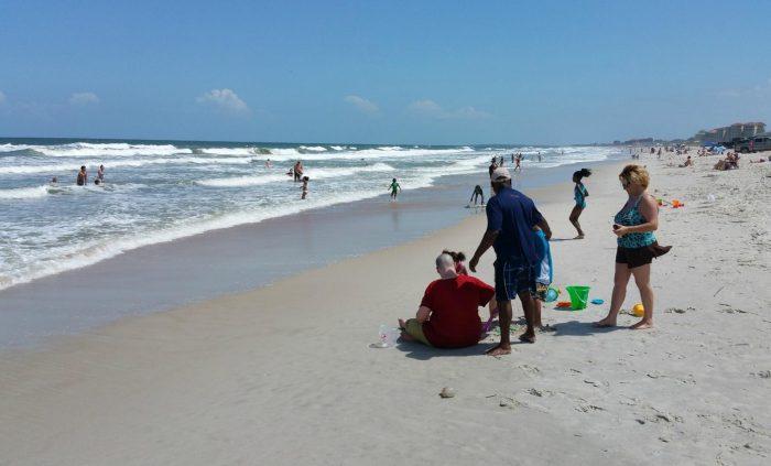 Jacksonville Beach Florida Surfing