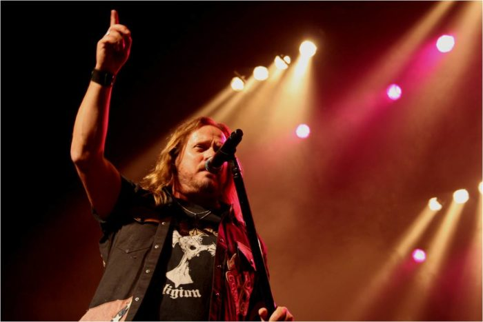 10. Johnny Van Zant