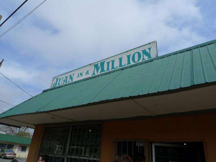 8. Juan in a Million