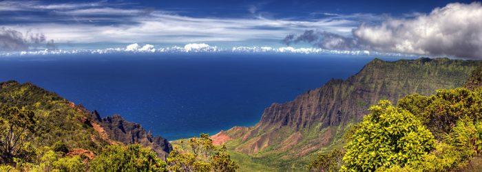 9. Kalalau Valley Lookout