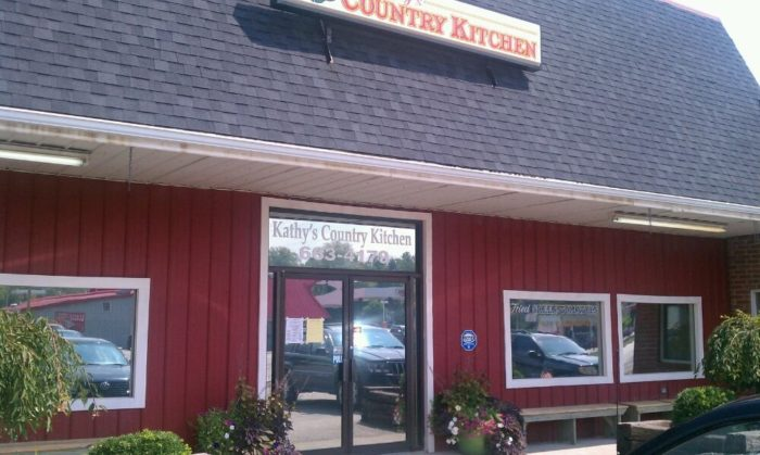 Kathy S Country Kitchen Clay City Ky Menu