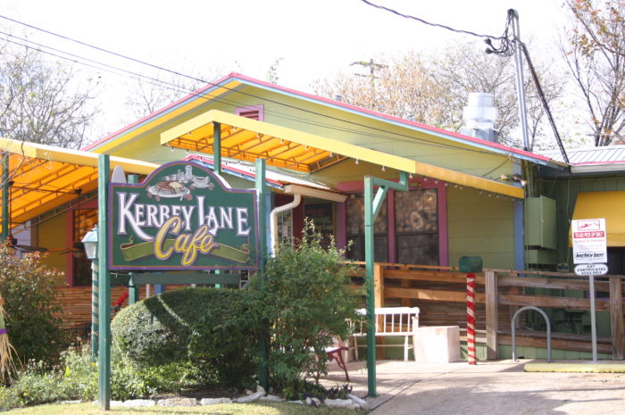 1. Kerbey Lane Cafe