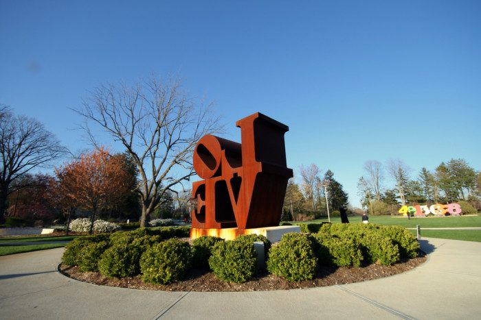 6. The IMA Gardens - Indianapolis
