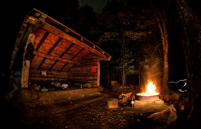 4. Camping? There's no place better to enjoy it!