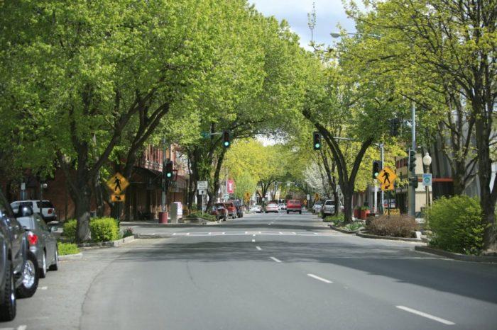 8. Take a ghost tour of Idaho's original capital.