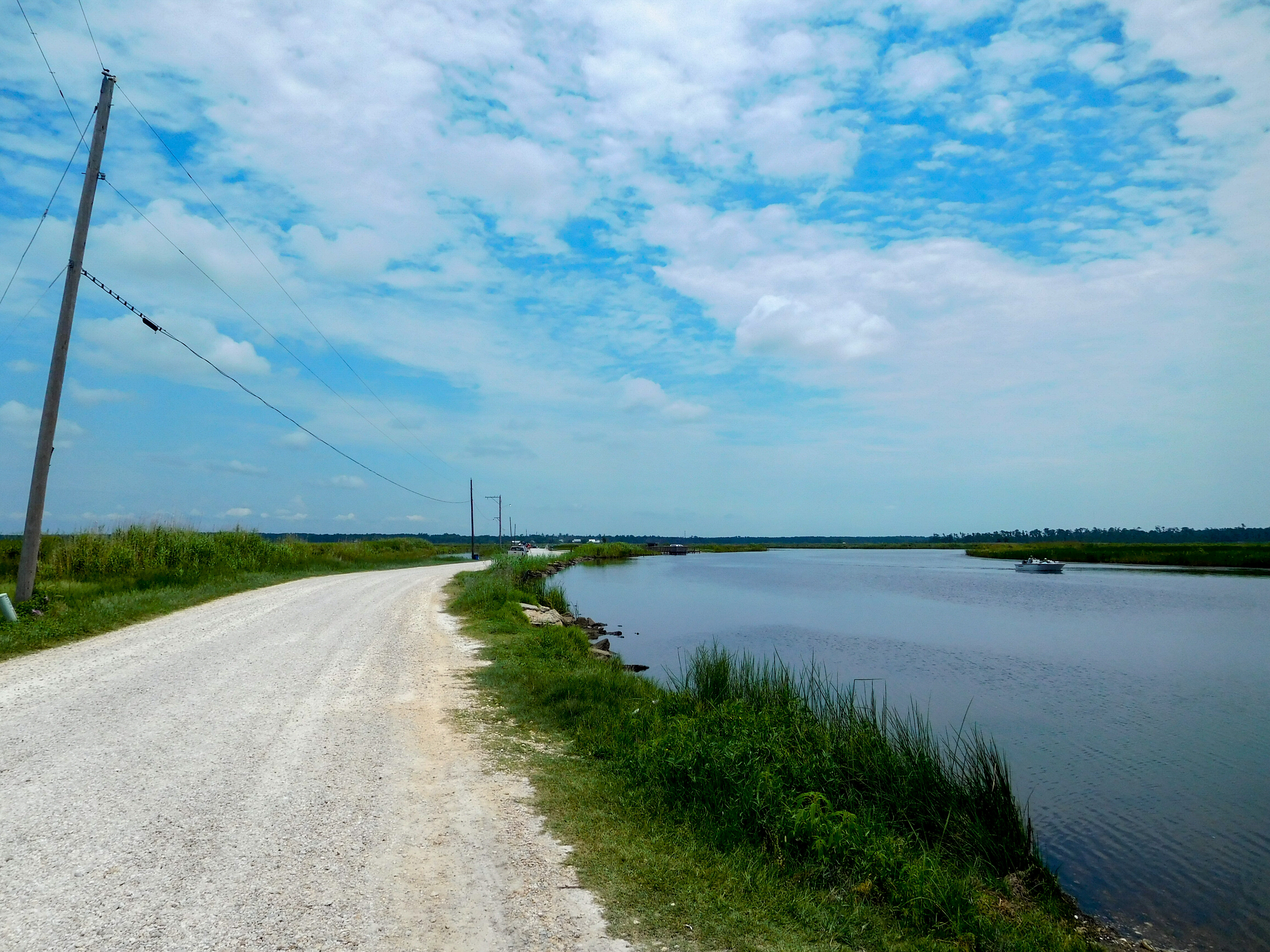 New York To Florida Drive >> Lake Road In LaCombe Leads You To The Best Views On The Bayou