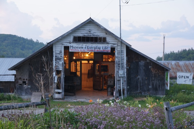 5.  The Museum of Everyday Life, Glover