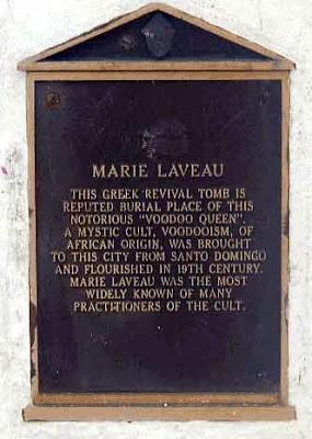 MarieLaveauGrave
