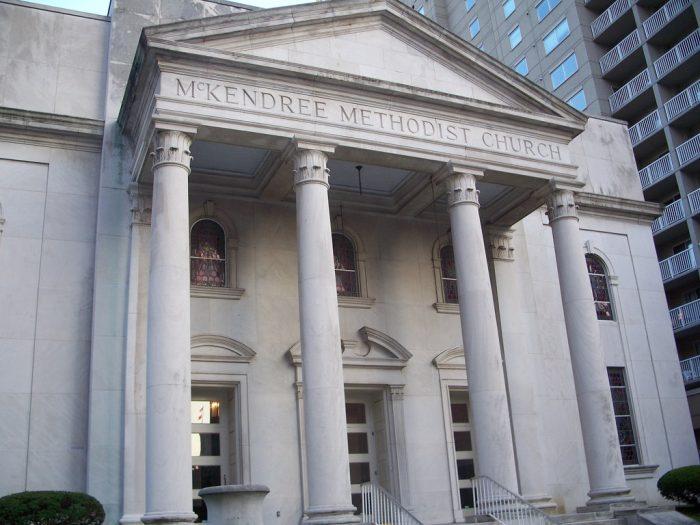 3. McKendree Methodist Church