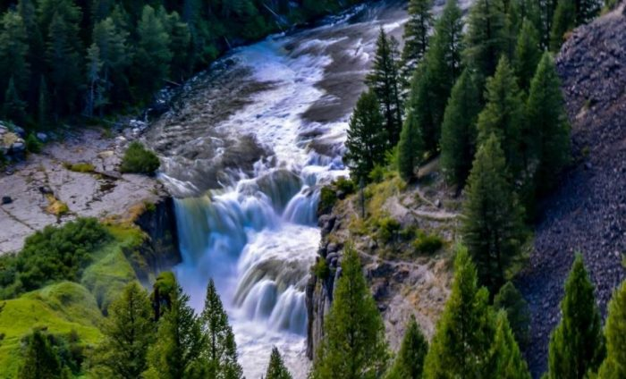 9. Mesa Falls, Ashton