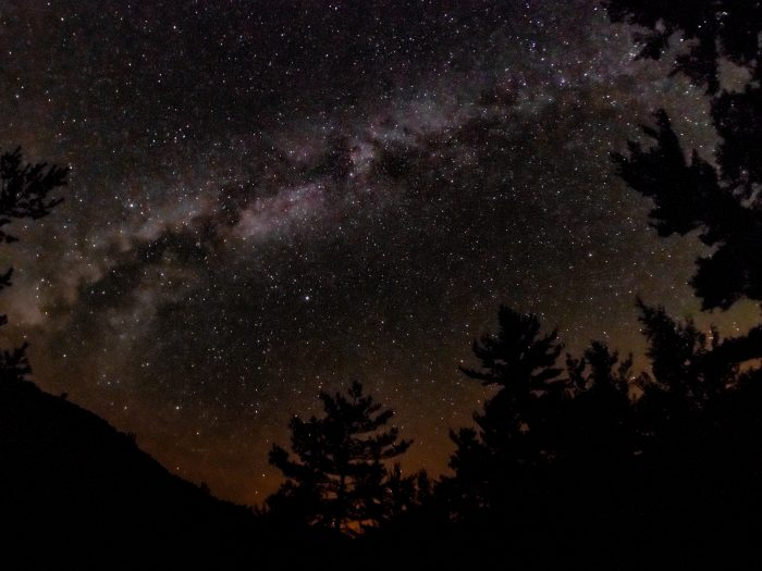 3. Beautiful and remote open spaces means you'll get to see the night sky like you've never seen it before!