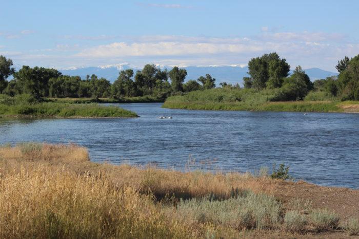 7. Missouri Headwaters State Park, Three Forks