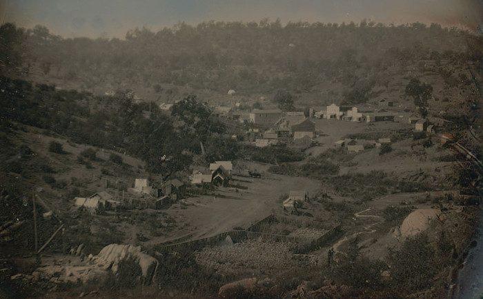 Mormon Island a long, long time ago...