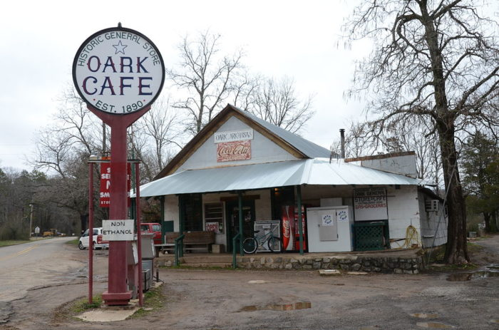. . . you really should be on your way to Oark General Store right now.