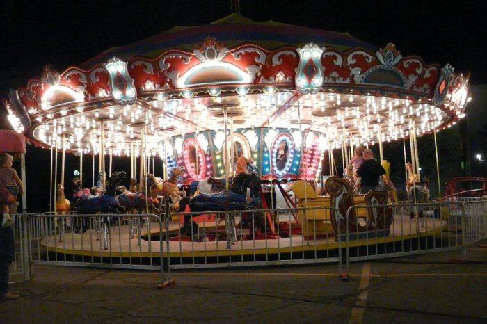 8. Nebraska State Fair, Grand Island