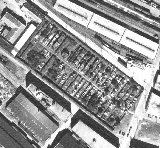 New Orleans was planning a new civic center in the late 50's and wanted to use the cemetery's land.