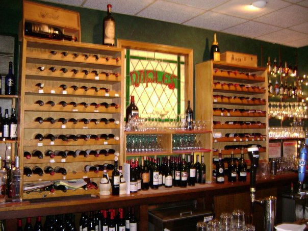 7. Naples Italian Restaurant - Knoxville