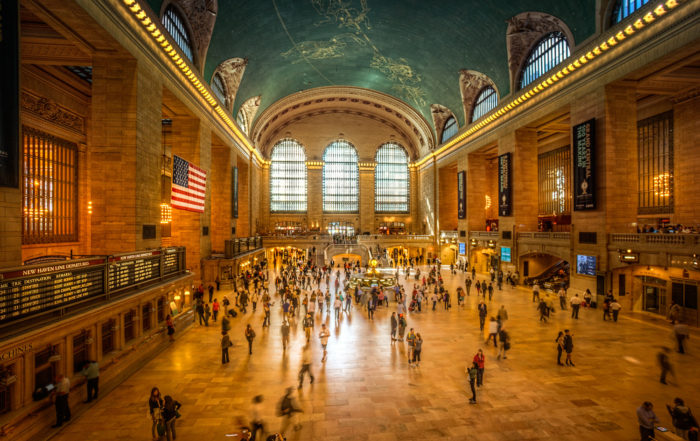 One of the busiest train stations you'll ever visit in the entire world, how much do you really know about New York's Grand Central Terminal?