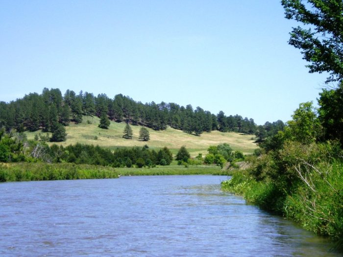 Twenty-five miles of the scenic Niobrara River are contained in the preserve.