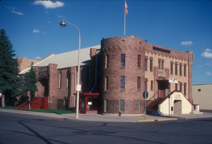 3. Old Armory - Williston