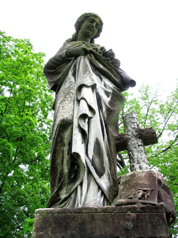 1. Old Gray Cemetery - Knoxville