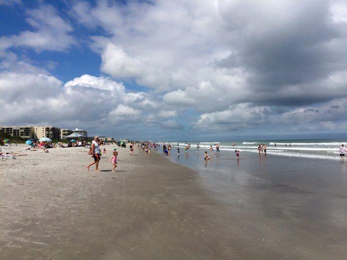 2. Cocoa Beach