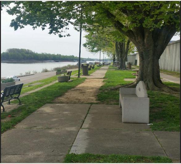 2. Paducah Riverwalk