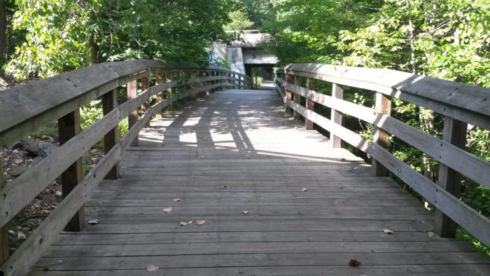 11. Pequonnock River Valley State Park