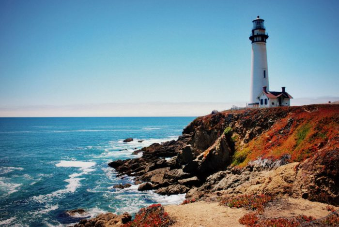 And, since you're in the area, we recommend traveling 5 miles south of Pescadero to check out the Pigeon Point Lighthouse, built in 1871. It's the tallest of its kind on the West Coast.