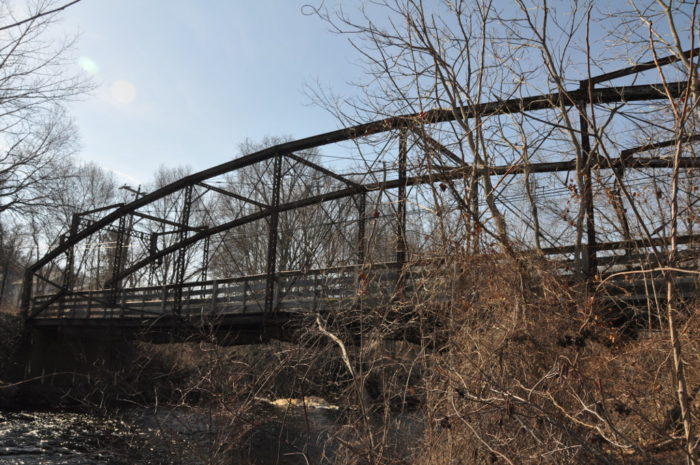 8. Glen Falls Bridge (Plainfield)