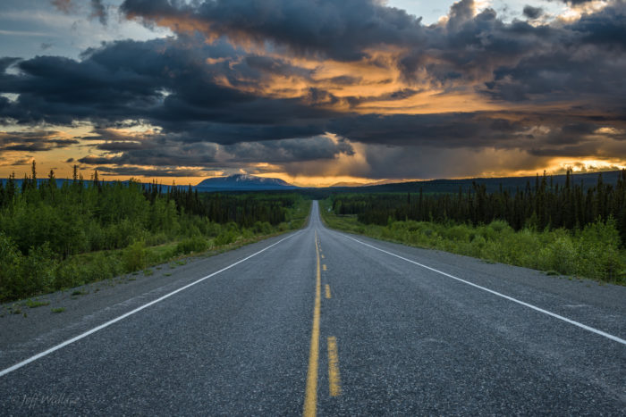 18. Road trips to absolutely nowhere.