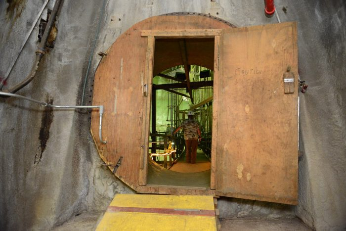 The Once Top Secret Red Hill Fuel Facility Underneath Oahu