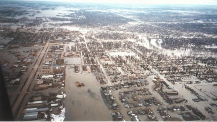 2. 1997 Red River Flood