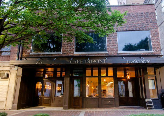 5. Cafe Dupont - Birmingham