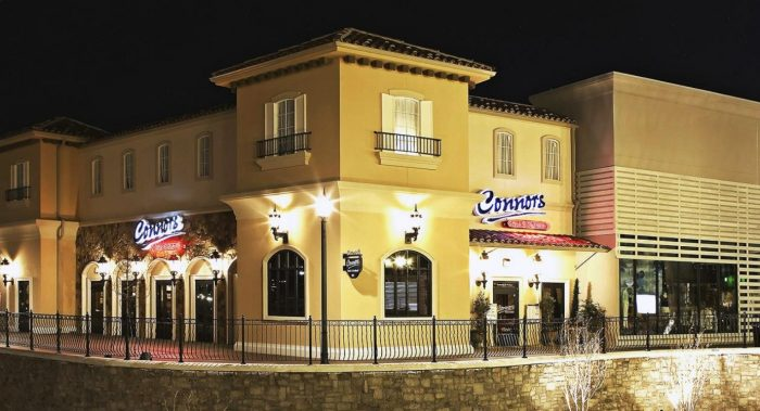 2. Connors Steak & Seafood - Huntsville