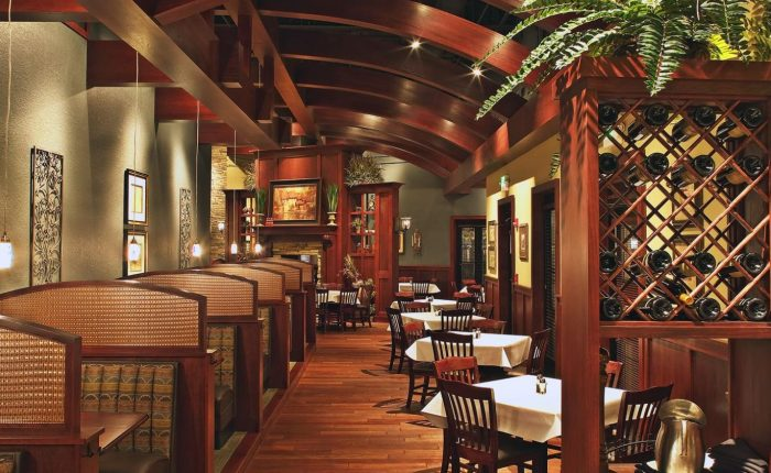 Most Romantic Restaurants In Al