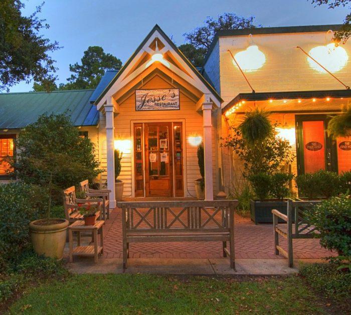 6. Jesse's Restaurant - Magnolia Springs