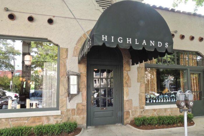 11. Highlands Bar & Grill - Birmingham