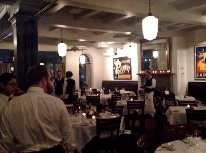 Romantic Restaurant 8.8
