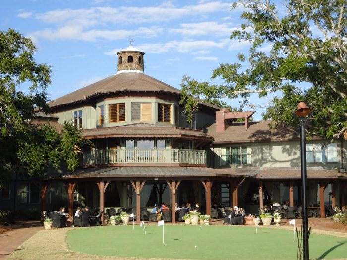 8. Grand Steakhouse at the Grand Hotel - Fairhope