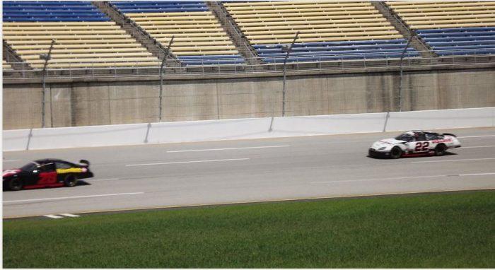 10. Rusty Wallace Racing Experience