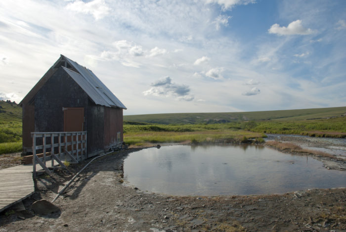 5. Serpentine Hot Springs - Bering Land Bridge National Preserve