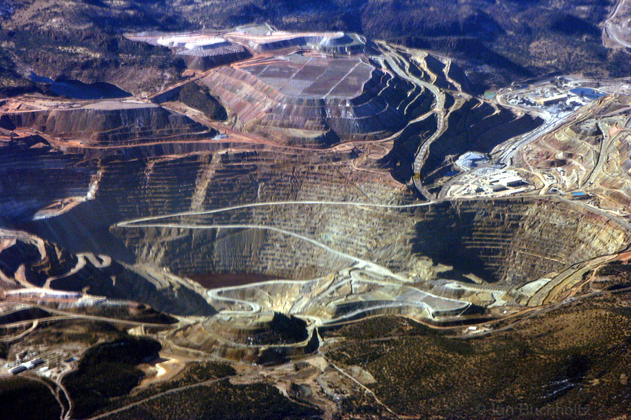 The Biggest Mine In New Mexico Ate This One Small Town