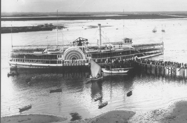 In 1904, New York City experienced its largest loss of life when the steamship General Slocum caught on fire.