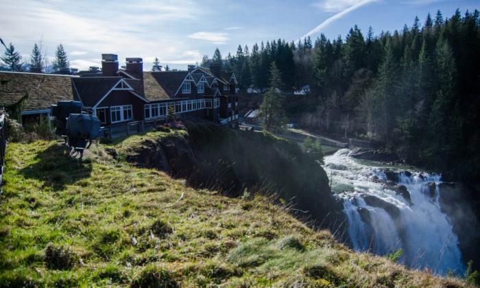 13. Salish Lodge & Spa, Snoqualmie