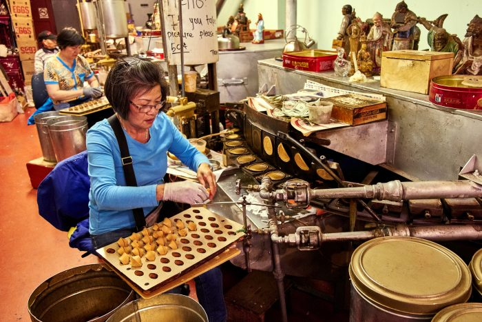 15. Golden Gate Fortune Cookie Factory