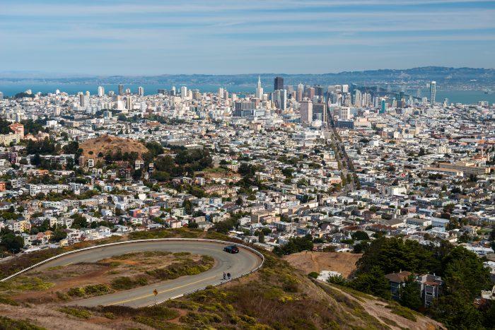 12. Climb the city's most epic hills.