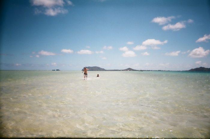 The Kaneohe sandbar should - without a doubt - be on everyone's Oahu bucket list.