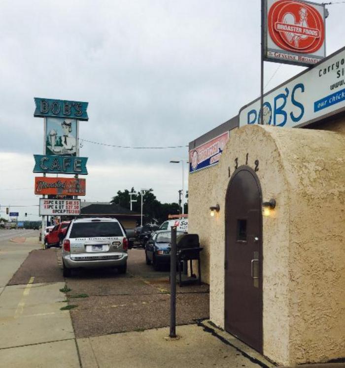 2. Bob's Cafe - Sioux Falls